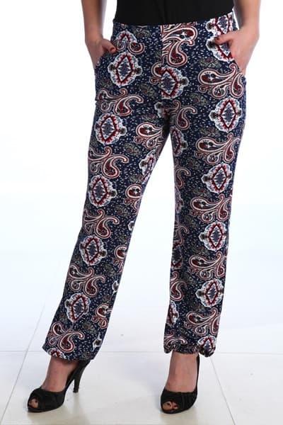 Женские трикотажные брюки из Иваново