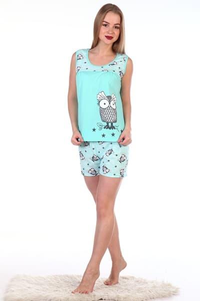 Купить комфортные женские пижамы из Иваново