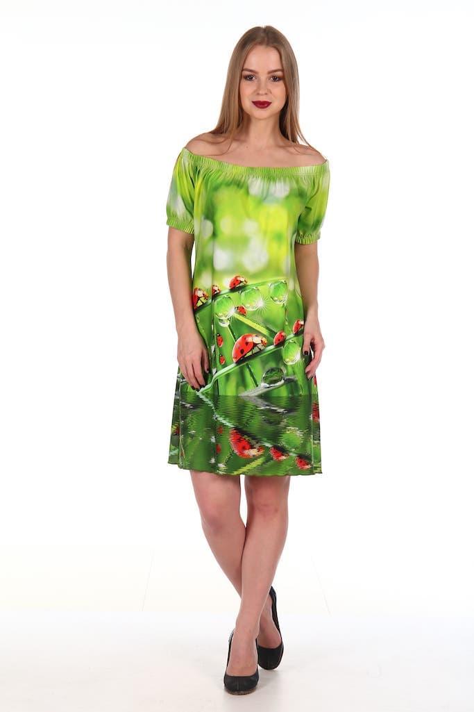 Трикотажные платья из Иваново